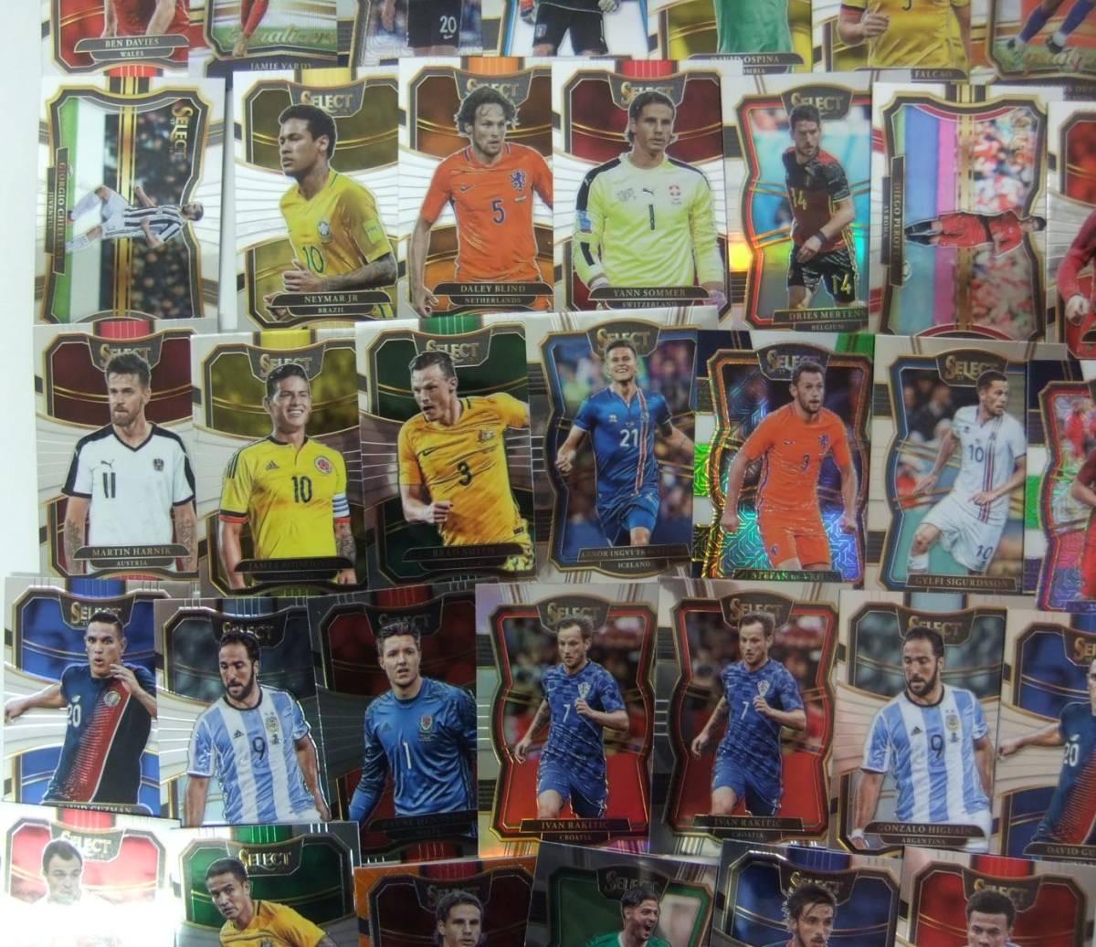 ■売切■必見 大量 PANINI サッカーカード  まとめ売り 約85枚 c304-60_画像4
