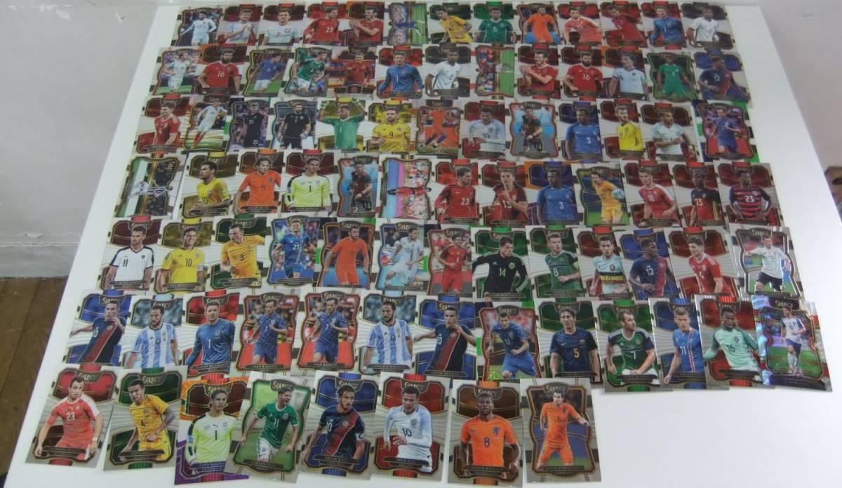 ■売切■必見 大量 PANINI サッカーカード  まとめ売り 約85枚 c304-60