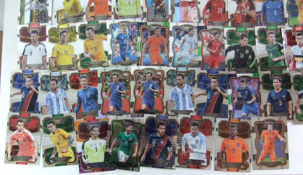 ■売切■必見 大量 PANINI サッカーカード  まとめ売り 約85枚 c304-60_画像6