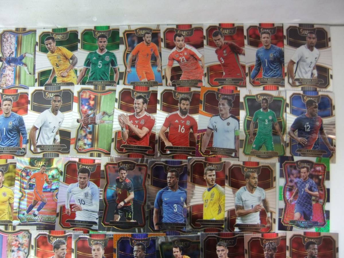 ■売切■必見 大量 PANINI サッカーカード  まとめ売り 約85枚 c304-60_画像2