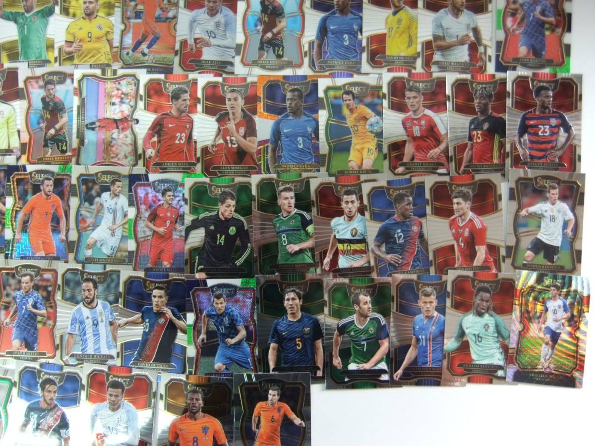 ■売切■必見 大量 PANINI サッカーカード  まとめ売り 約85枚 c304-60_画像5