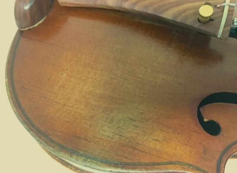 フェラーラの巨匠 美しい虎杢 裏板一枚板のモダンイタリアン 最落なしの最終出品!_画像8