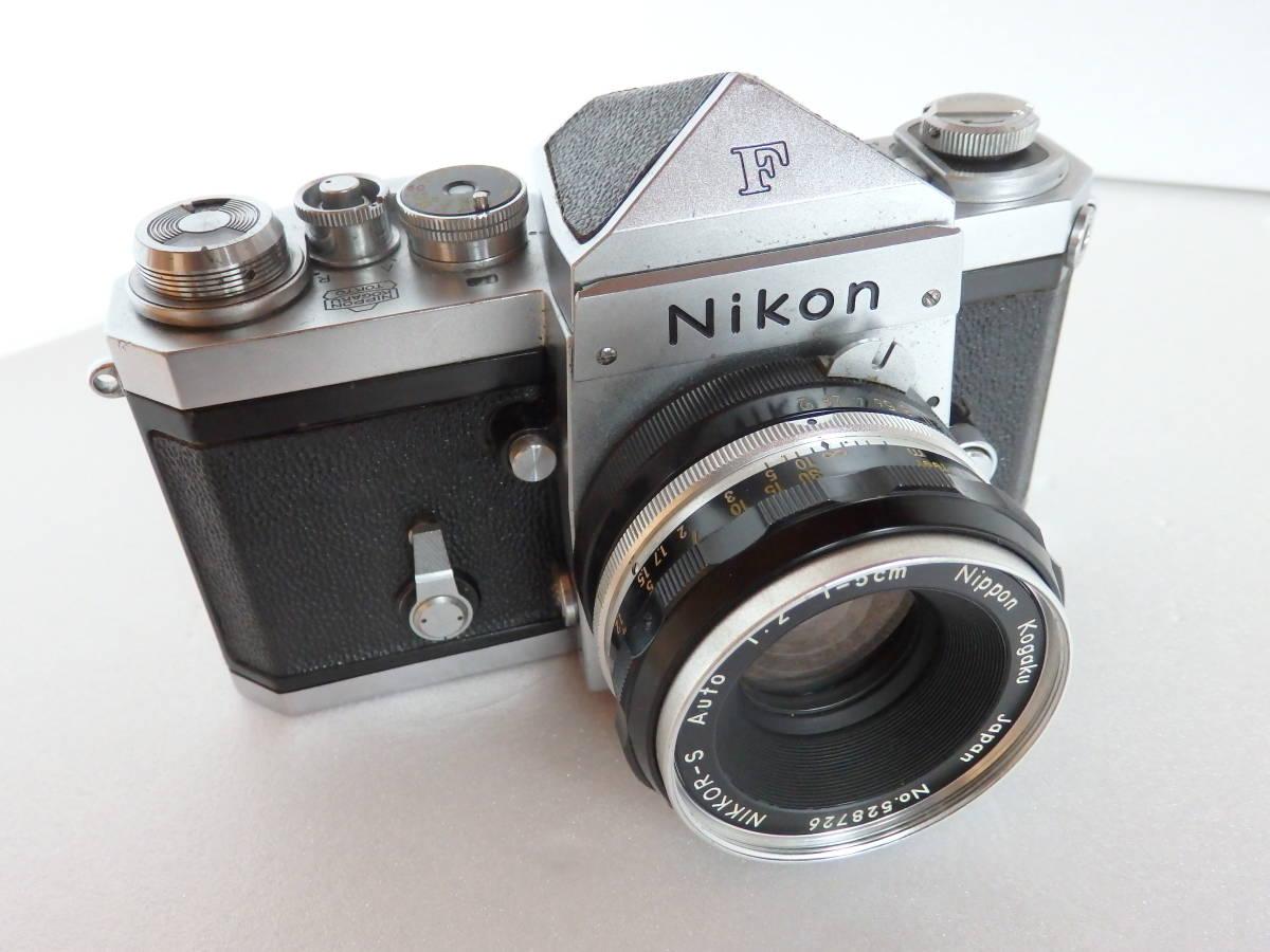 ニコン F 初期 6408468 ヴィンテージ