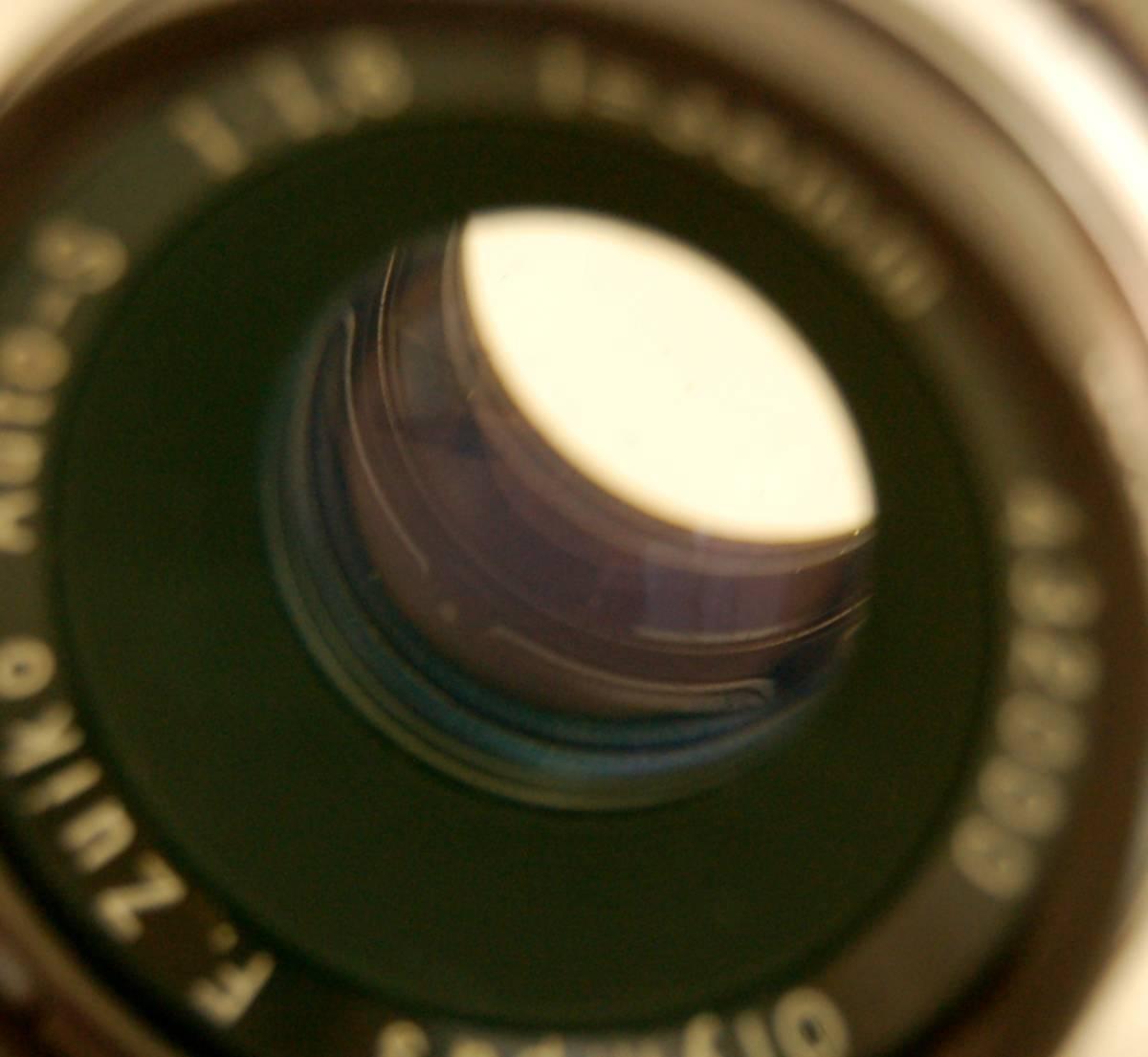 OLYMPUS オリンパス PEN-FT ペン ボディ F.Zuiko Auto-S 1:1.8 f=38mm レンズ 1円から_画像9