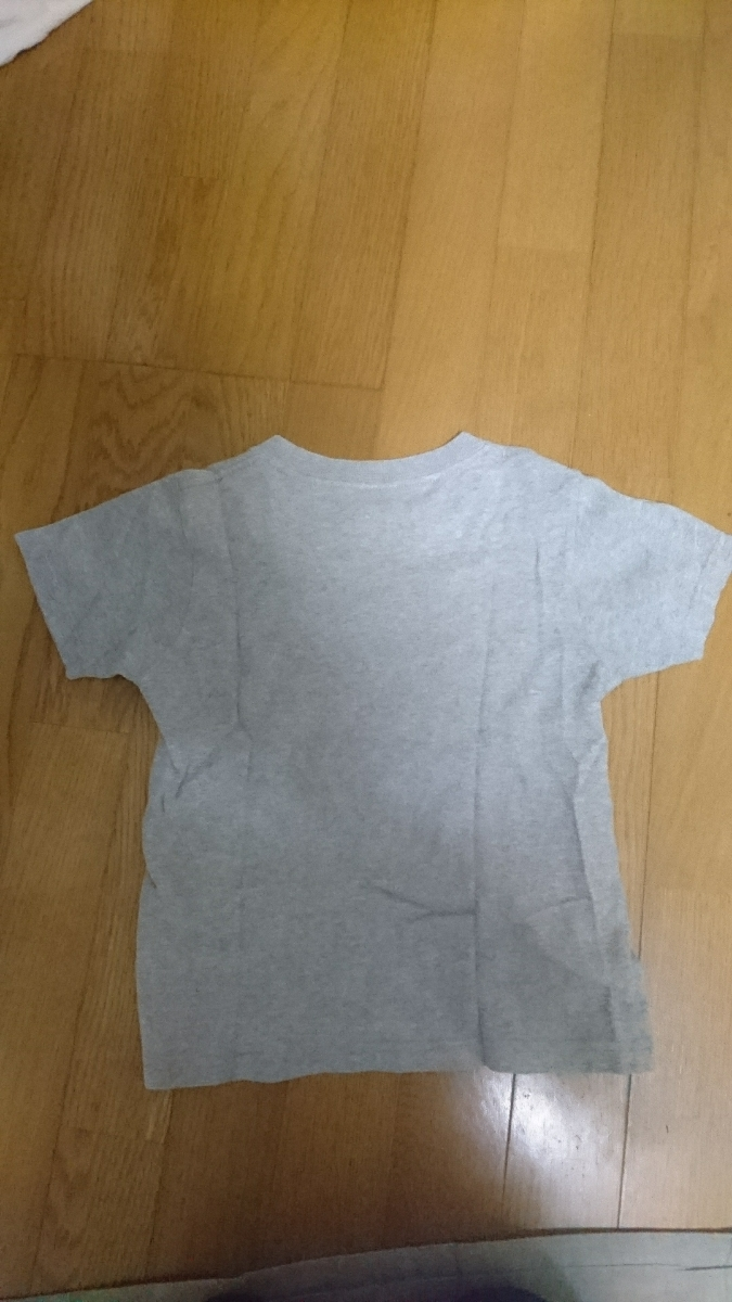 チャムスCHUMS Tシャツ 2枚セット 中古 120~130 _画像3