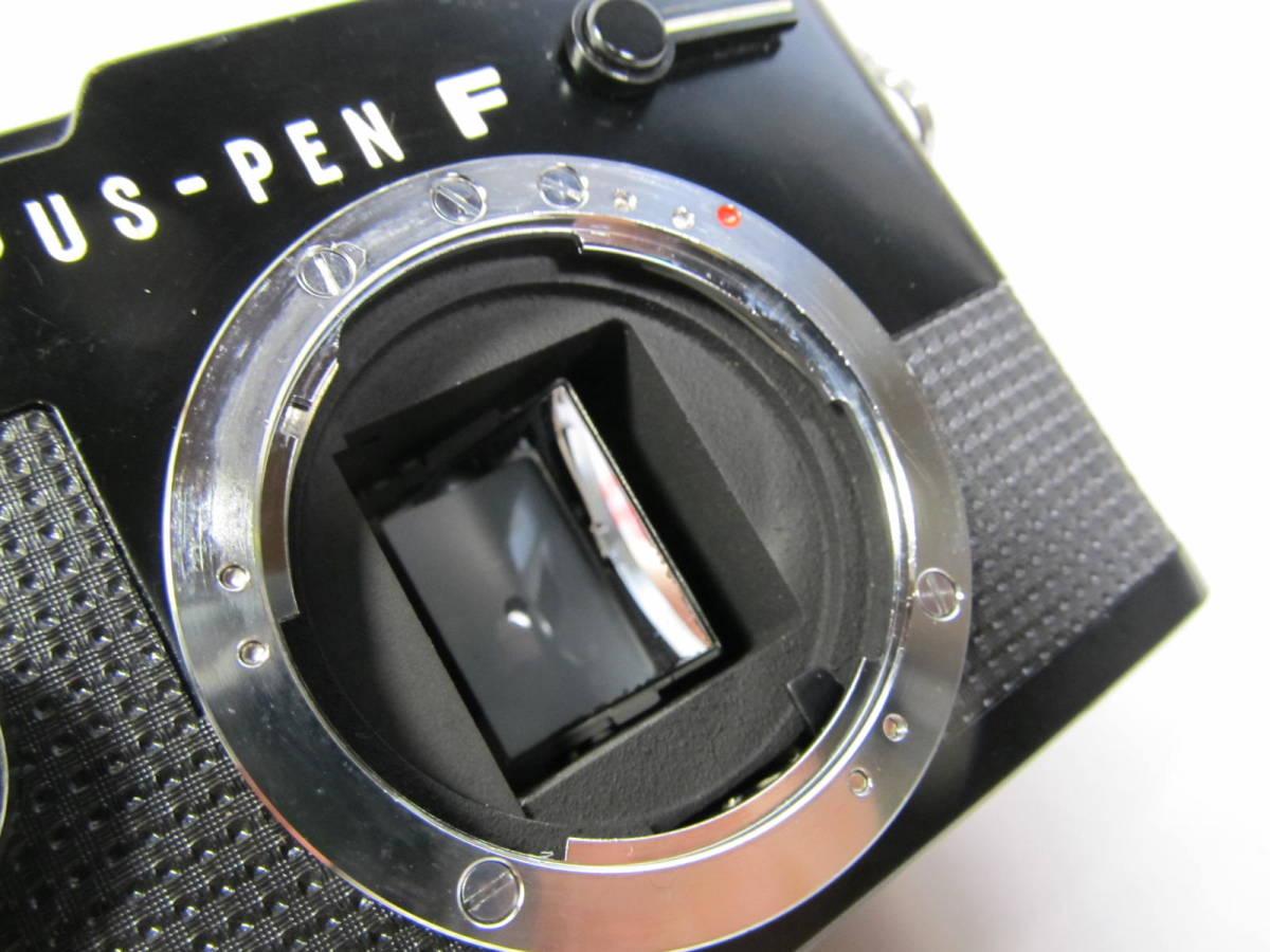 オリンパス PEN-FT ブラックボディ _画像2