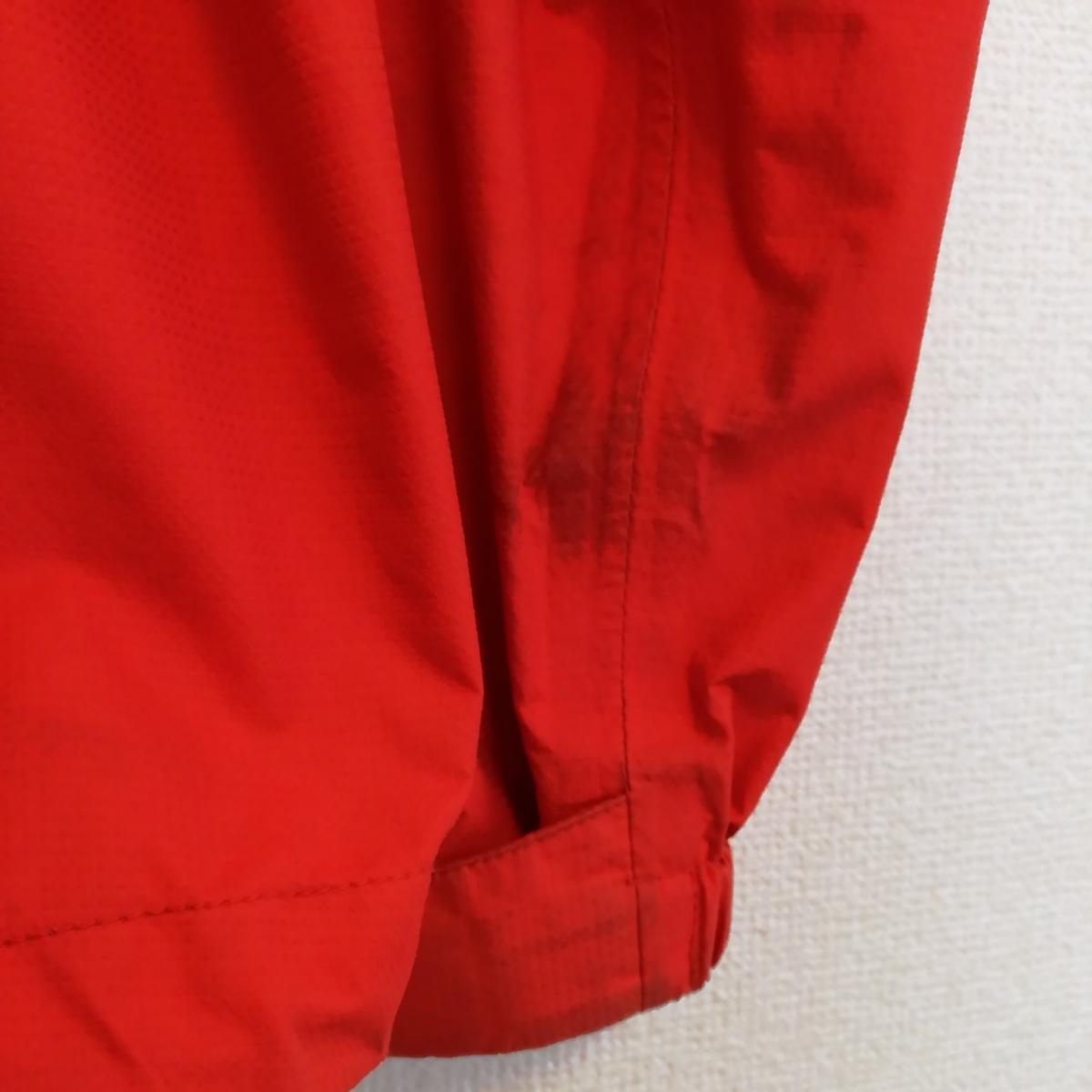 激レア希少2001年モデル!パタゴニアpatagonia イーサージャケット 83405 ゴアテックス 最高峰アルパイン マウンテンパーカー オレンジM_画像4