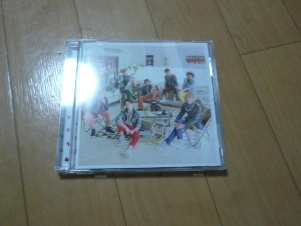 通常盤CD♪ジャニーズWEST「ラッキィィィィィィィ7