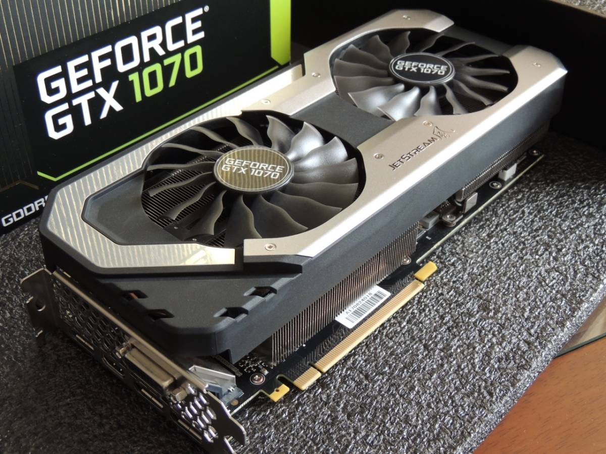Palit GeForce GTX 1070 8GB Super JetStream【送料無料】