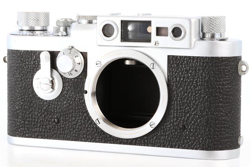 Leica ⅢG DBP ERNST LEITZ GMBH WETZLAR GERMANY ボディ
