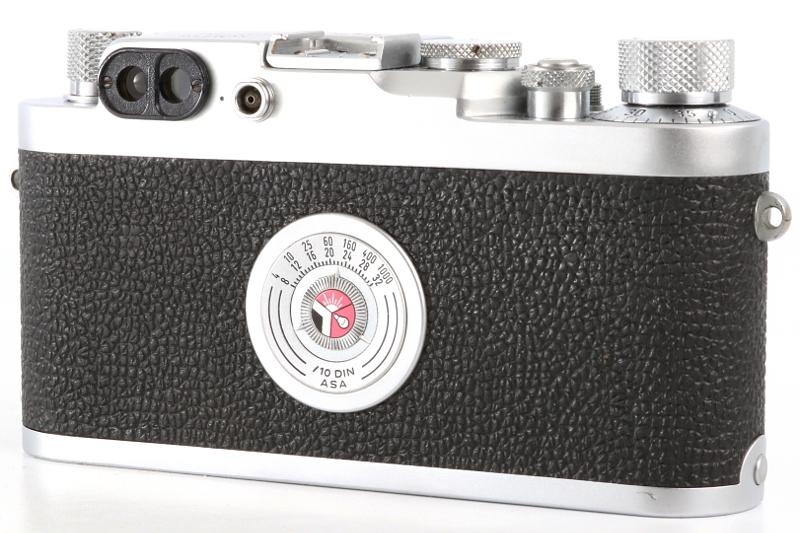 Leica ⅢG DBP ERNST LEITZ GMBH WETZLAR GERMANY ボディ_画像2