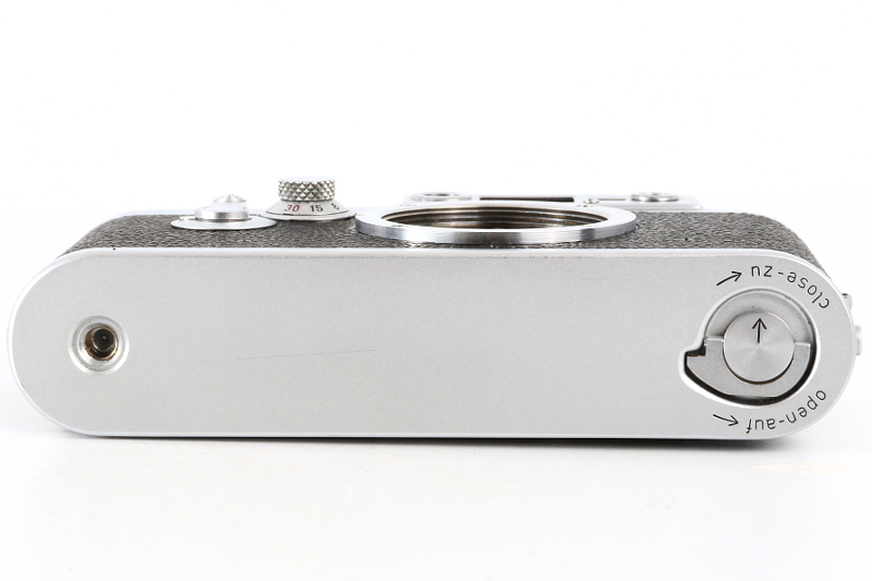 Leica ⅢG DBP ERNST LEITZ GMBH WETZLAR GERMANY ボディ_画像6