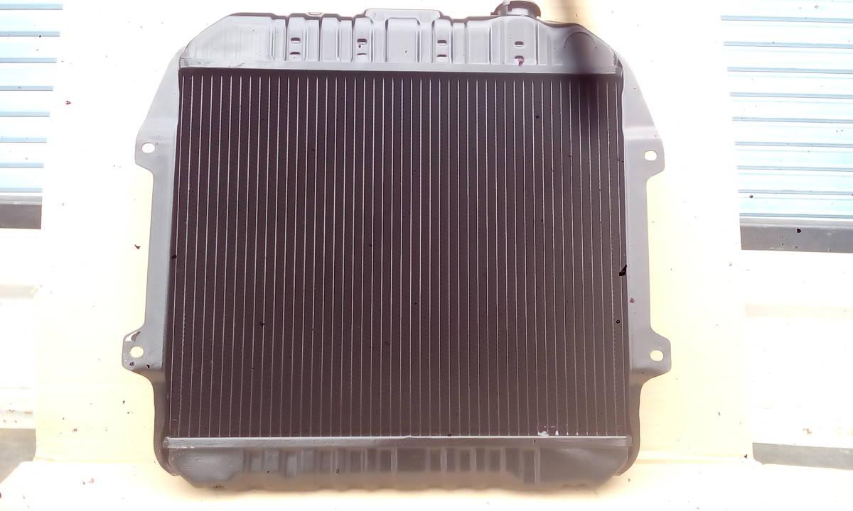 ハコスカ KGC10 GC10 純正改3層ラジエター