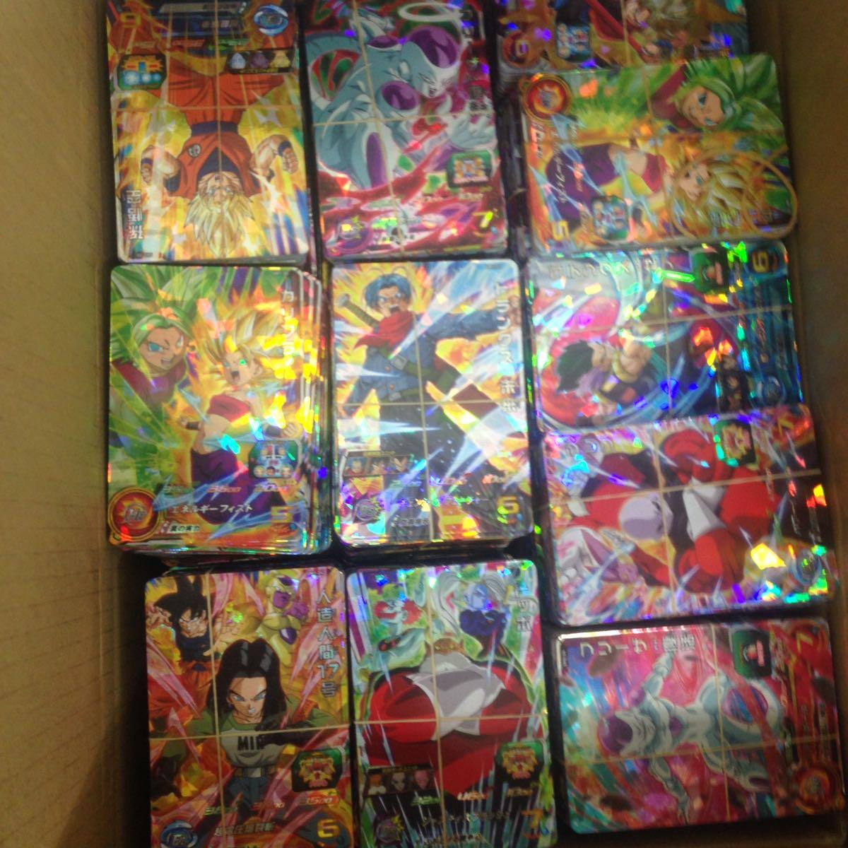 ドラゴンボールヒーローズ SRのみ 大量約3000枚セット1