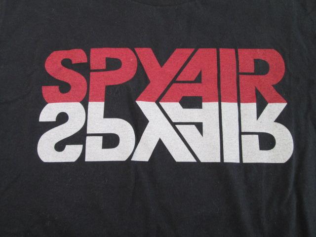 【SPYAIR】 ★ DALUC / ダルク ★ SPYAIR(スパイエアー) Tシャツ Sサイズ ブラック_画像2