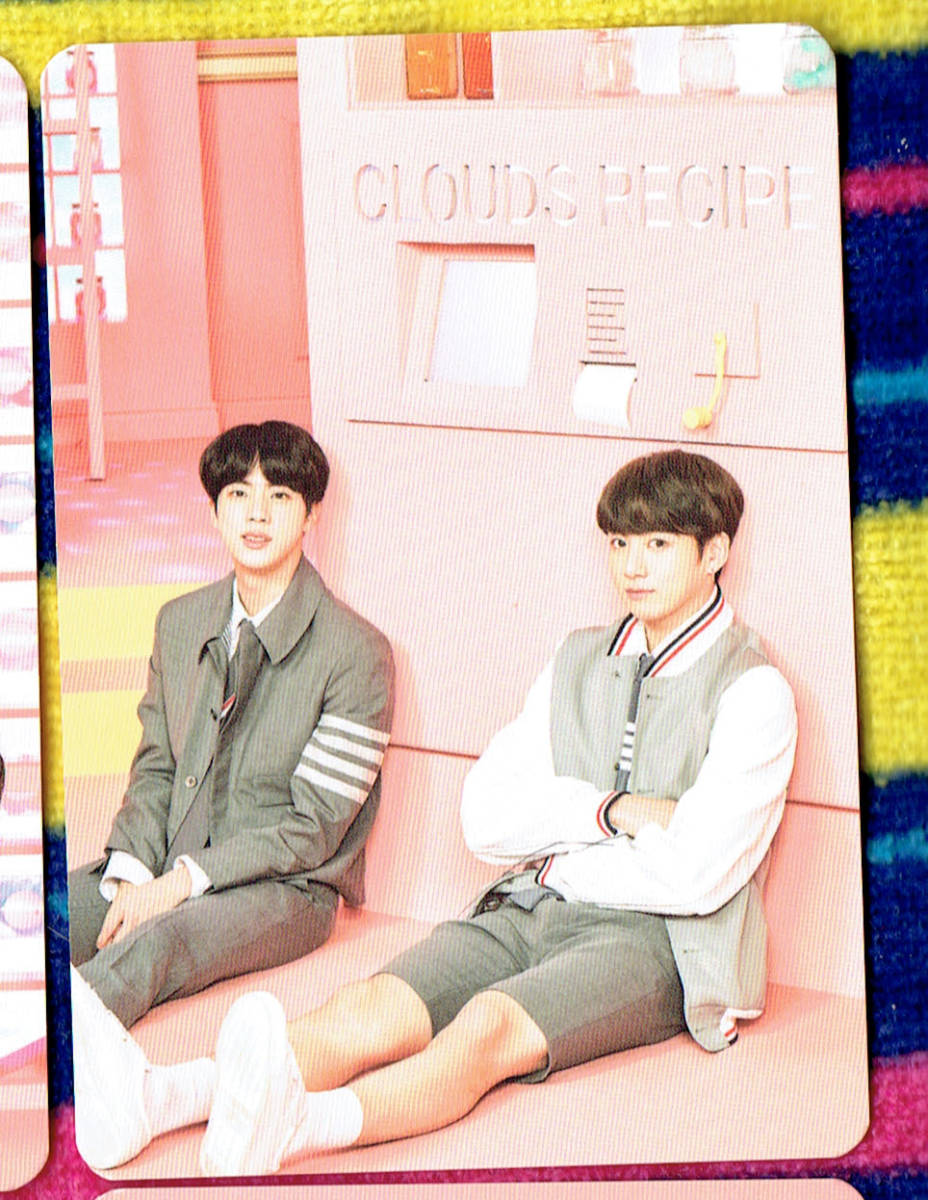 bulletproof boy  [ BTS 4TH MUSTER Happy Ever After ] official goods