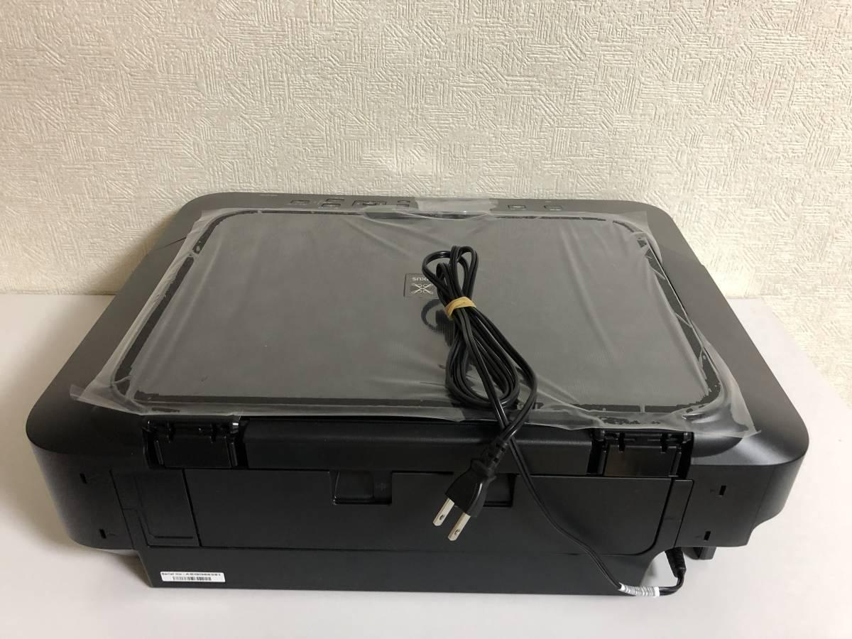 Canon インクジェットプリンター複合機 PIXUS MG6730 通電確認のみジャンク扱い_画像3