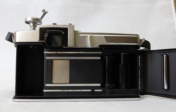 美品☆OLYMPUS PEN-F F.Zuiko Auto-S 1:1.8 f=38mm ハーフサイズ一眼レフカメラ シャッター動作OK オリンパス_画像6