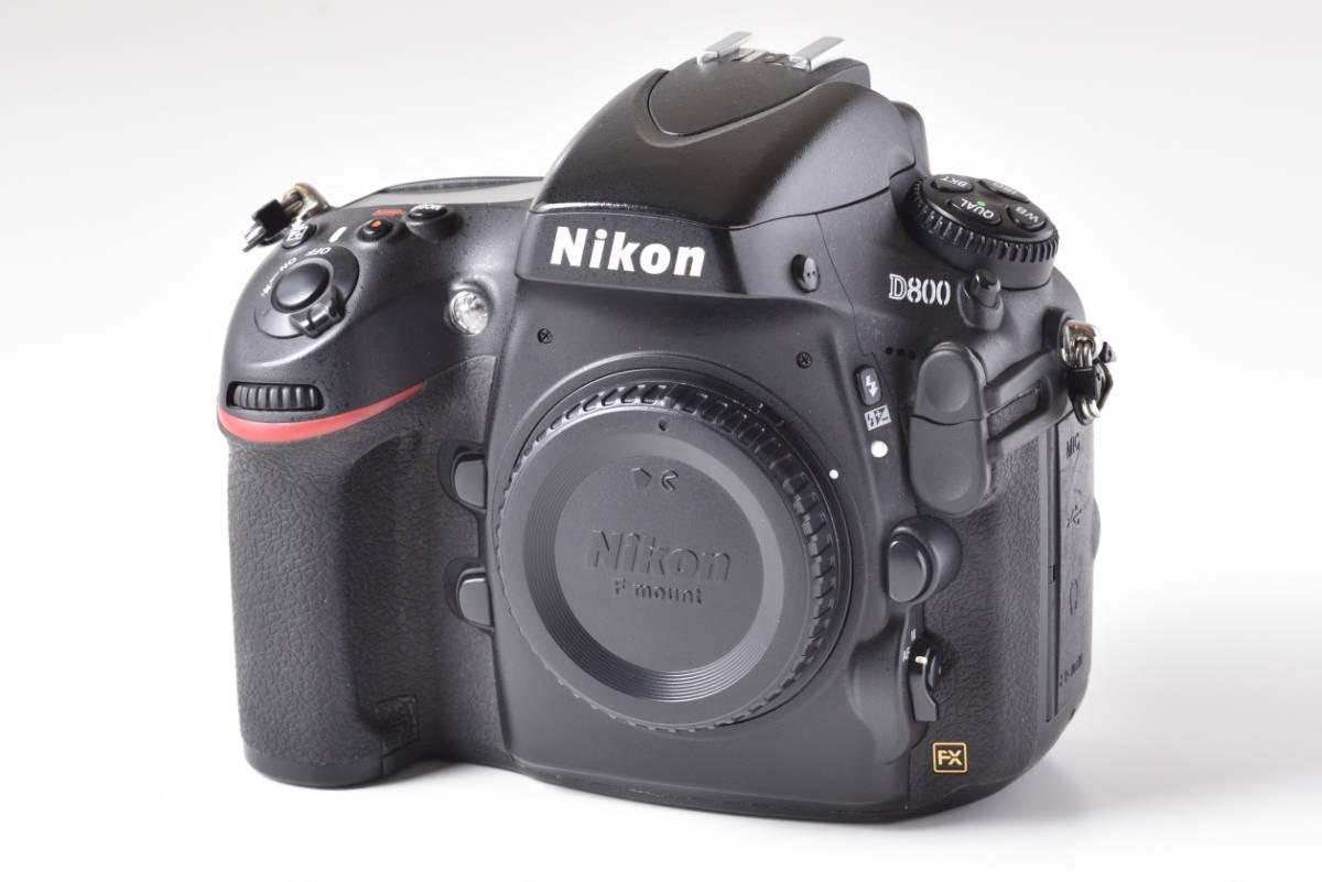 Nikon D800 ボデイ