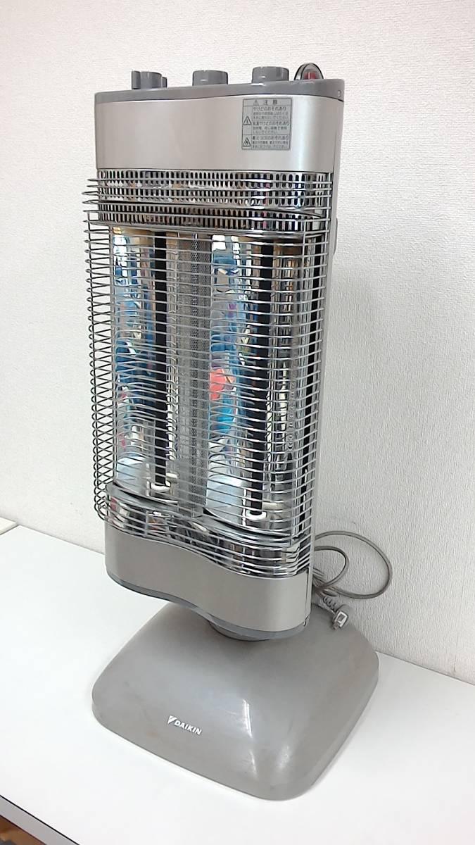1円~ 【動作確認済】 DAIKIN ダイキン 遠赤外線暖房機 セラムヒート ERFT11TS-W 2013年製 ★【01】_画像3
