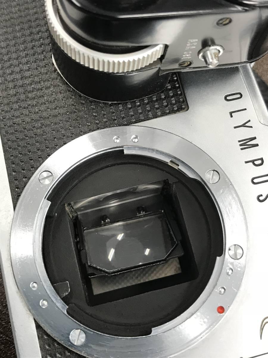 1円~オリンパス ペン F 一眼レフ OLYMPUS-PEN F1スタ【05】_画像8
