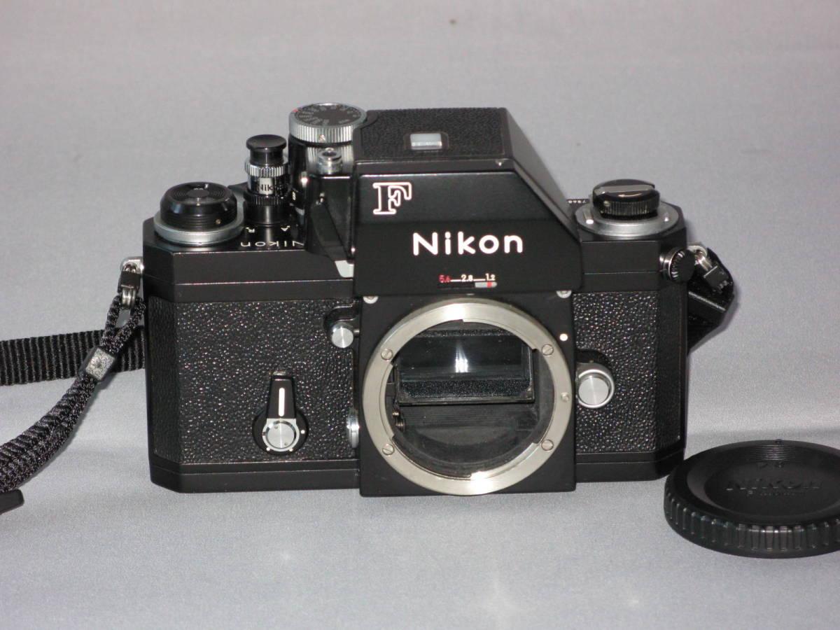 Nikon New F フォトミック(ブラック)