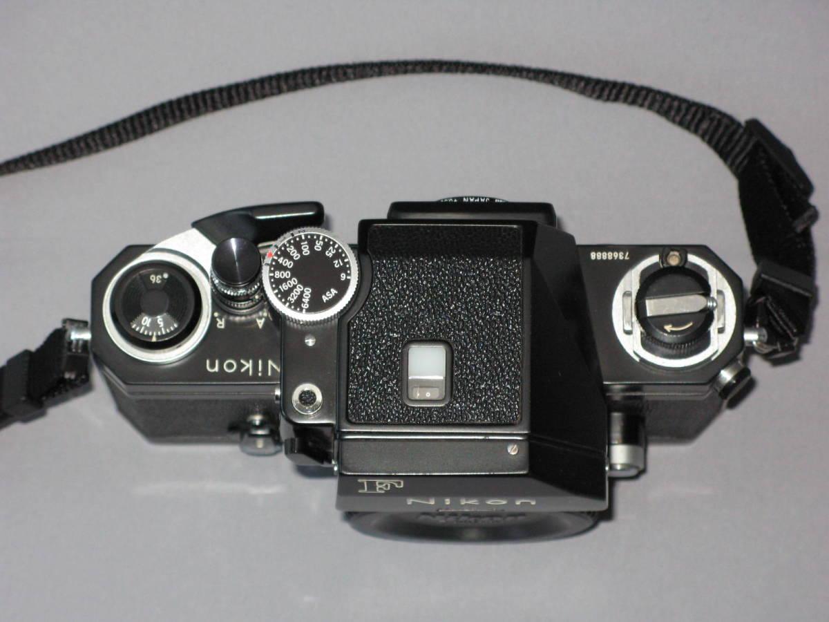 Nikon New F フォトミック(ブラック)_画像2