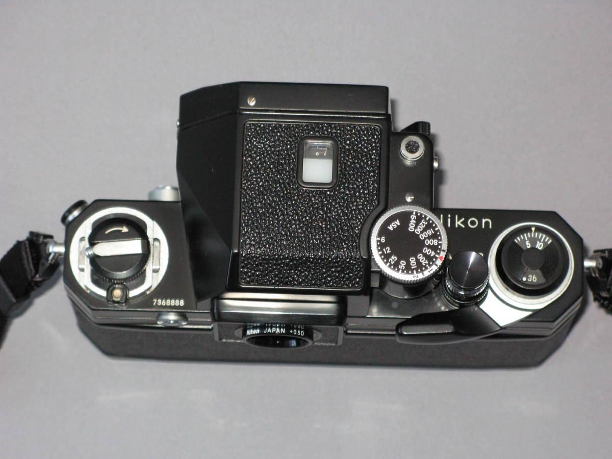 Nikon New F フォトミック(ブラック)_画像3