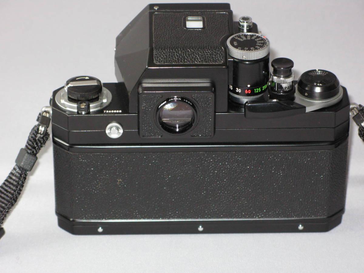 Nikon New F フォトミック(ブラック)_画像4