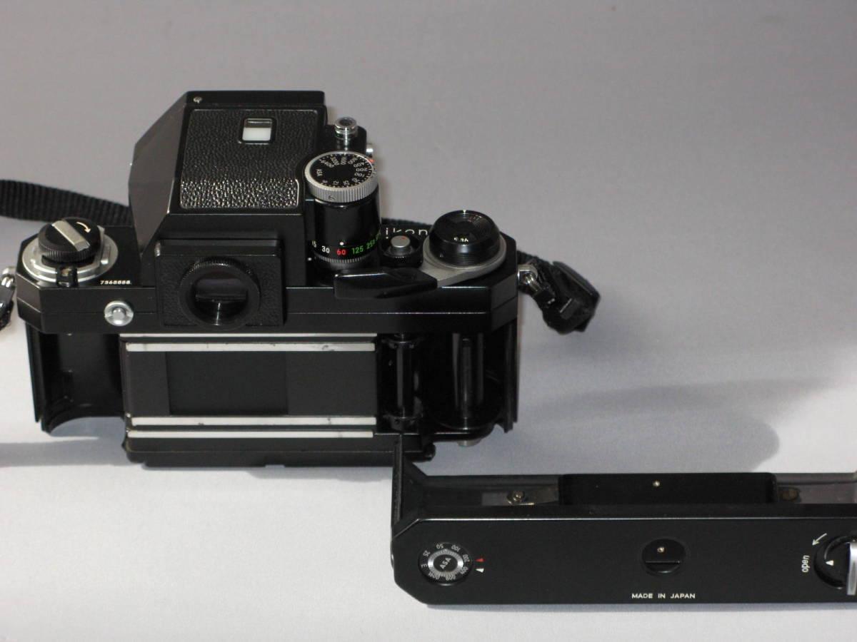 Nikon New F フォトミック(ブラック)_画像5