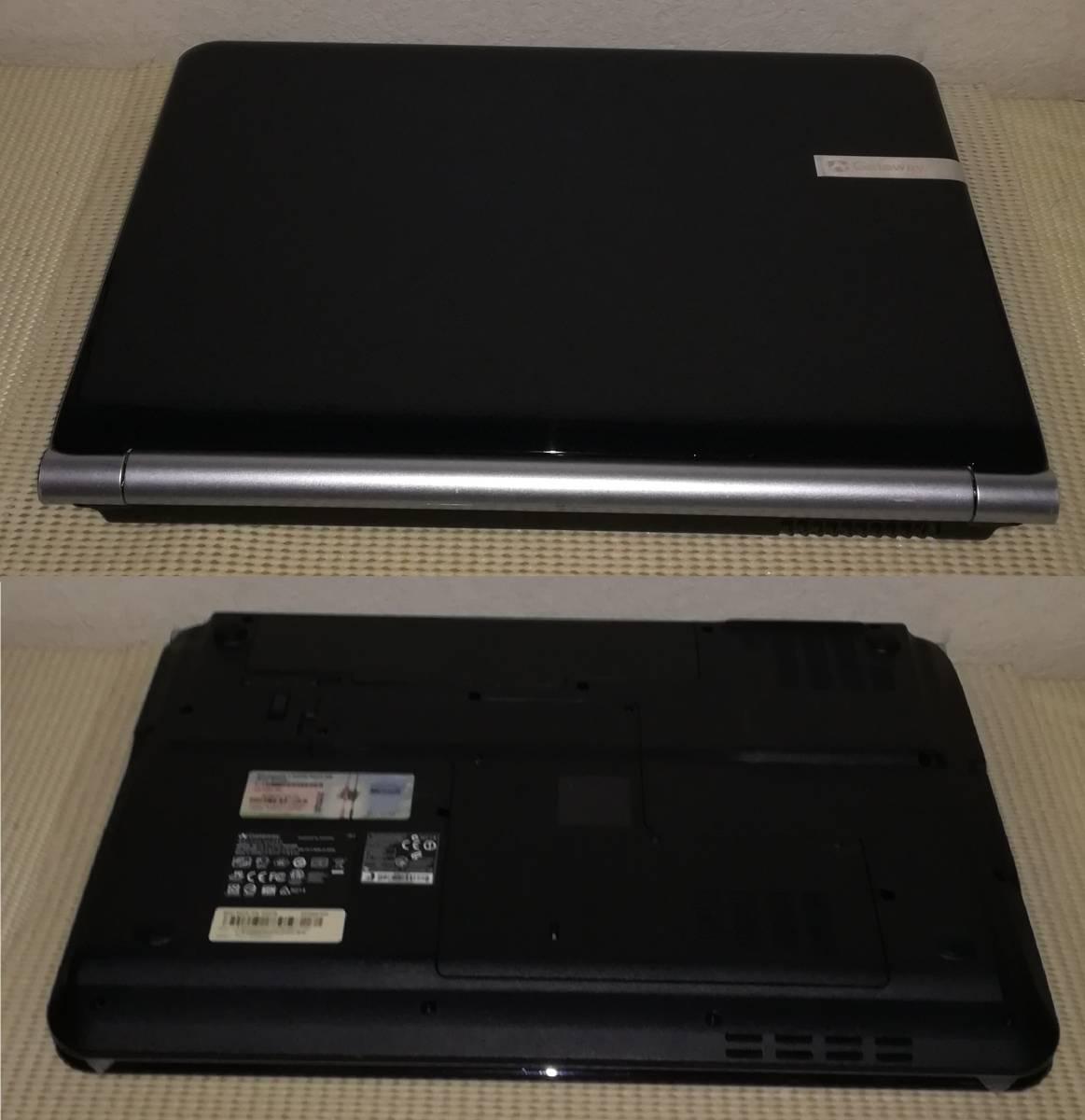 Gateway NV5900 i5-430M 15.6インチ Win10_画像2