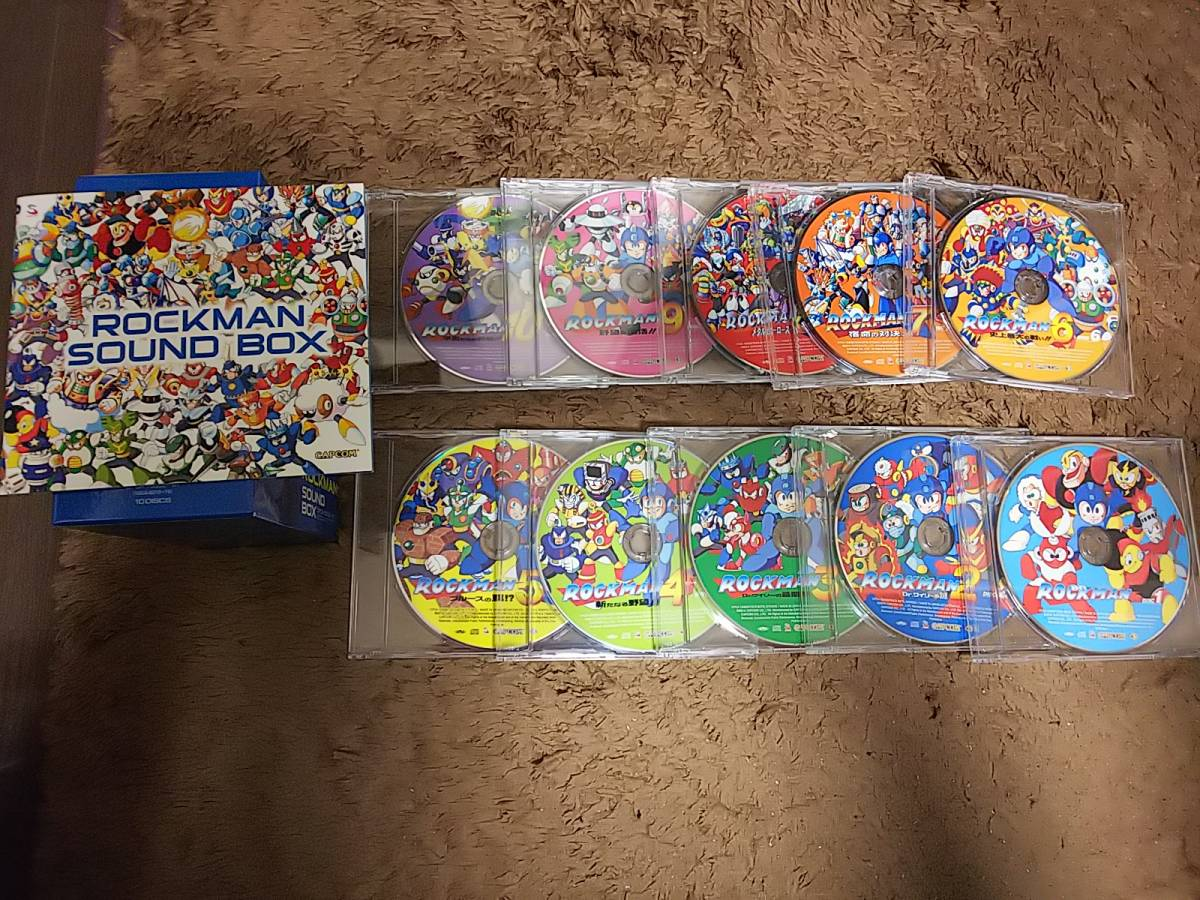 ロックマン サウンドBOX_画像2
