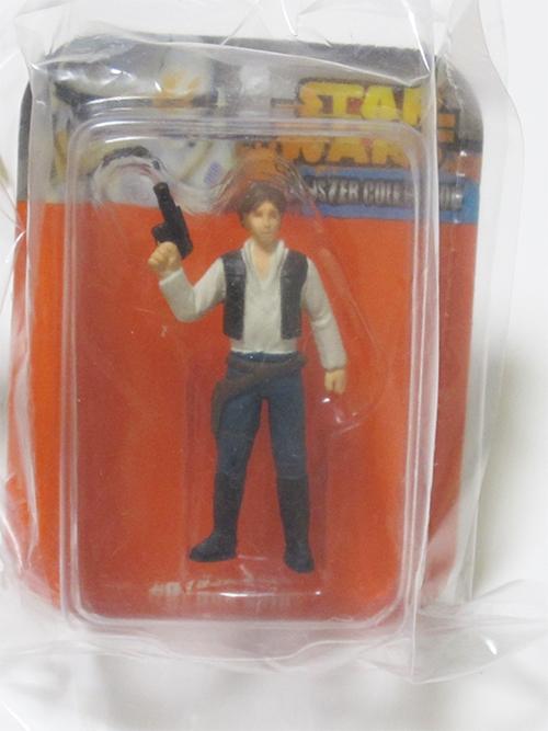 ■ スター・ウォーズ ミニブリスターコレクション Phase2 Han Solo ハンソロ ガチャ ■_画像2