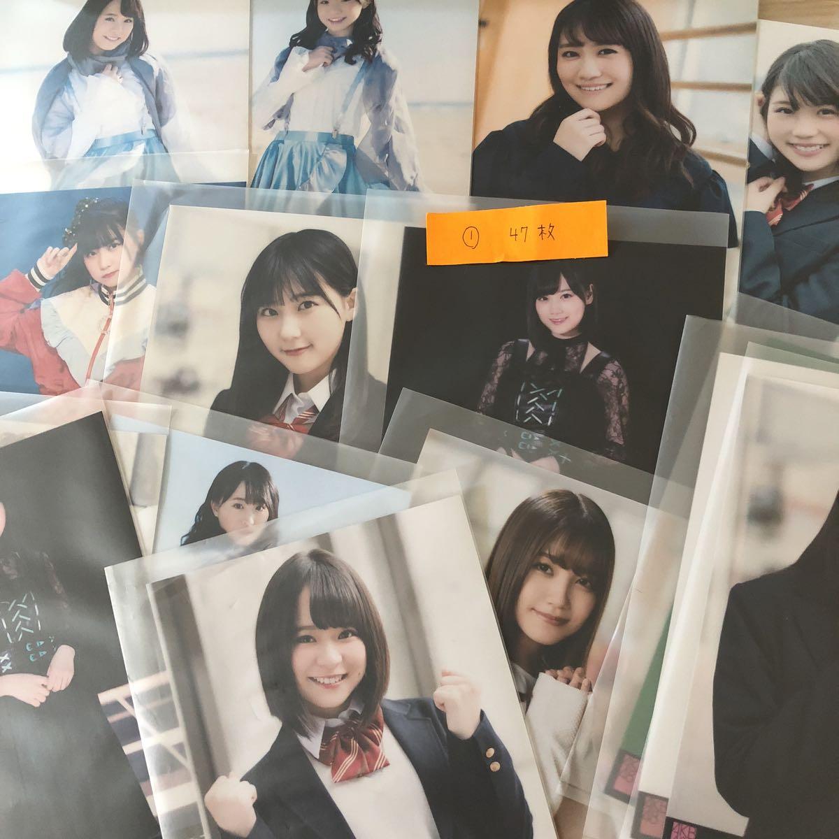 【1円スタート】AKB48 ジャーバージャ 劇場盤 生写真 まとめ 47枚 ①