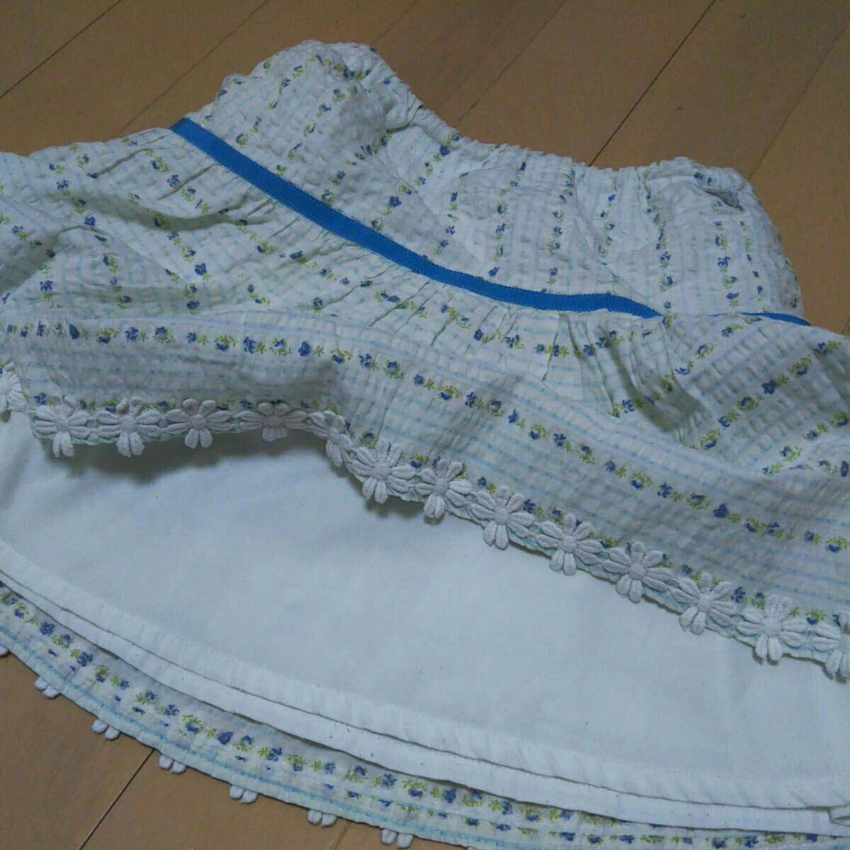 メゾピアノ★スカート(130)_画像5