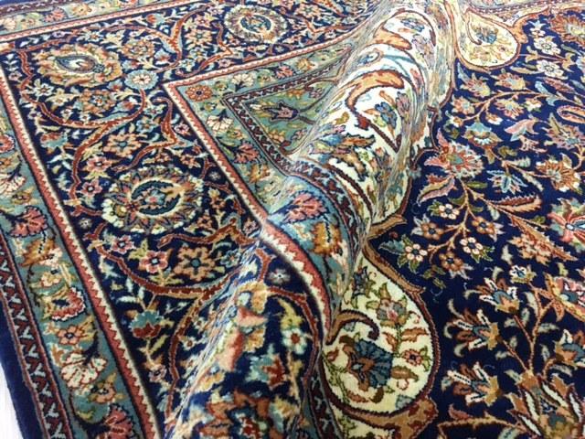 これは見事!究極のトルコ絨毯敷く芸術!DURDELE師匠デザインへレケ絨毯一生ものの絨毯を1枚如何!!通関済日本発送4日のみ仕入れより_画像4