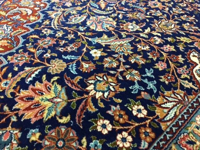 これは見事!究極のトルコ絨毯敷く芸術!DURDELE師匠デザインへレケ絨毯一生ものの絨毯を1枚如何!!通関済日本発送4日のみ仕入れより_画像7