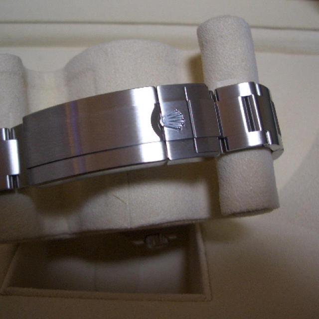 新品 未使用品 国内正規品 ロレックス シードゥエラー ディープシー Dブルー D-BLUE Ref: 116660 付属品完備_画像3