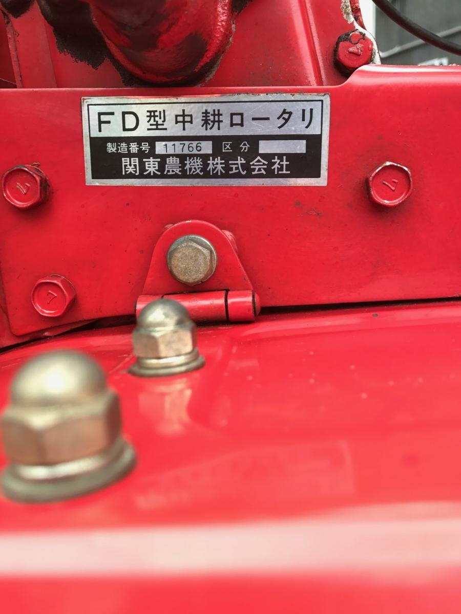 ★ホンダ★ F510L 管理機 農機具 ◆実働◆☆整備済☆_画像6