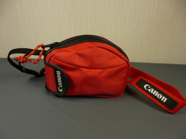 ジャンク CANON キャノン AUTOBOY D5 水中カメラ 防水 カメラケース付_画像7