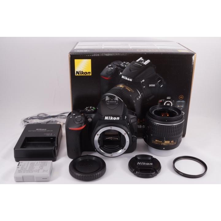 新品級★ Nikon ニコン D5500 18-55mm VR Ⅱ レンズキット