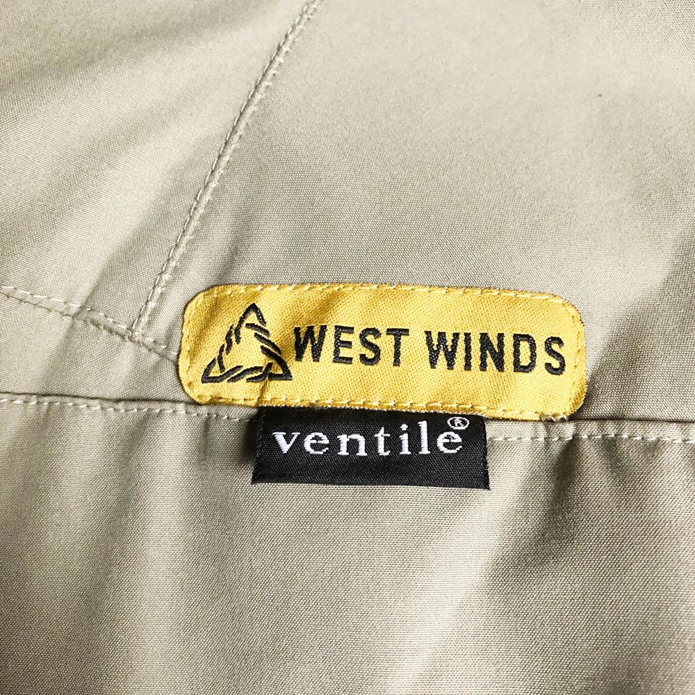 幻級 WEST WINDS ベンタイル VENTILE SMOCK スモック PARKA 英国 Royal Navy ロイヤルエアフォース 希少 ウエストウインズ スコットランド_画像4