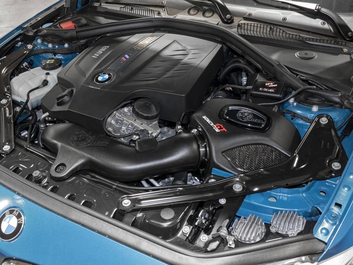 【aFe POWER】◆品番51-76311 BMW F30 F31 F34 335i F32 F33 F36 435i インテークシステムキット 乾式 Stage-2 Pro DRY S エアクリーナー_画像7