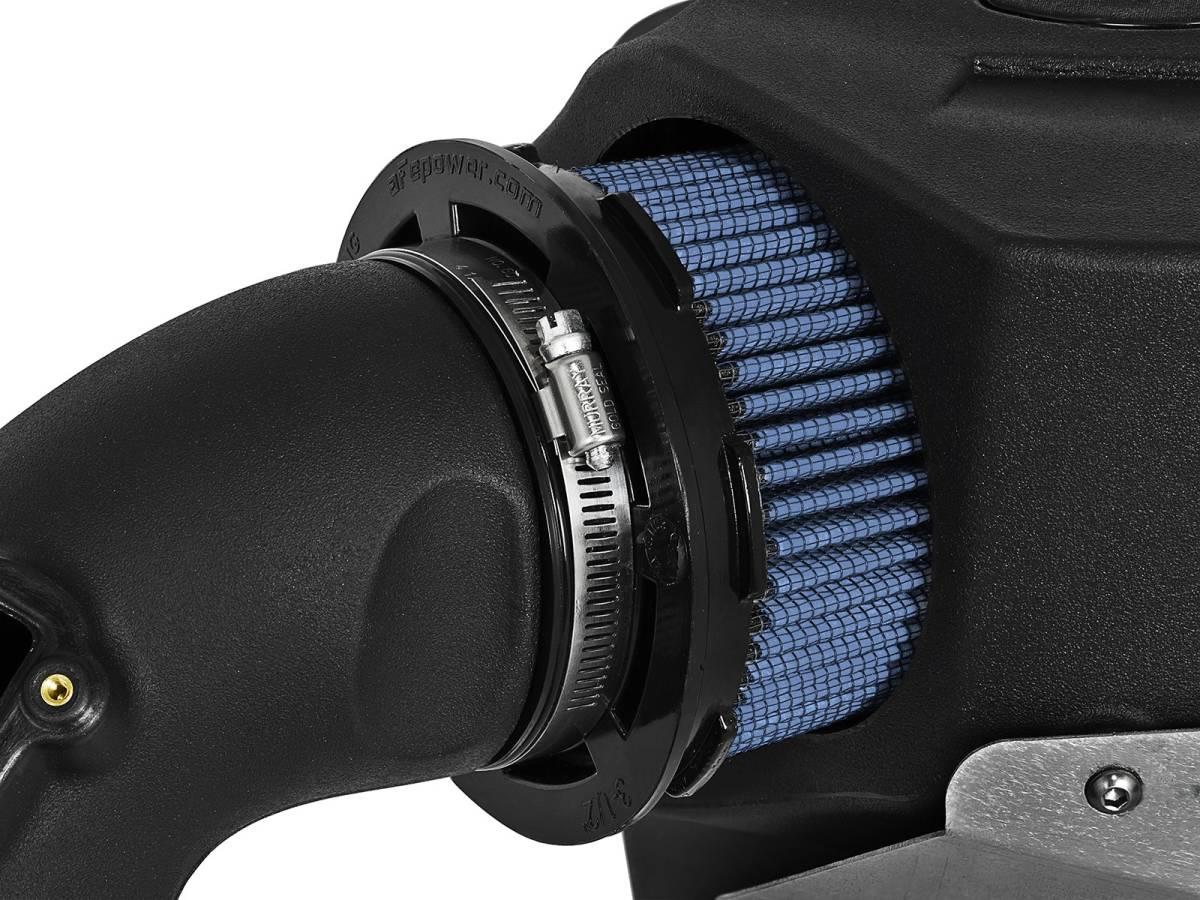 【aFe POWER】◆品番54-76309 BMW F30 F31 F34 340i F32 F33 F36 440i インテークシステムキット 湿式 Stage-2 Pro 5R エアクリーナー_画像4