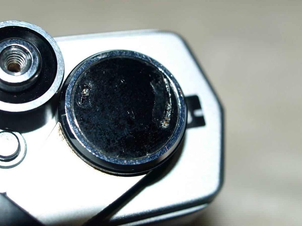 【試写済み】OLYMPUS オリンパス OM-1(初期型)(整備、モルト張替え、ペンタプリズム交換済み) ZUIKO 50mm 1.8(銀枠)_画像9