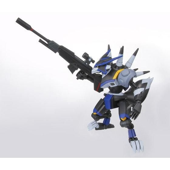 ダンボール戦機 「限定 LBX ハンター牙」 バンダイ ハイパー HF W ダブル ウォーズ_サンプル画像