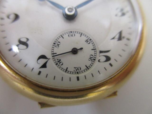 【1150】SEIKO 懐中時計 K18 稼働品_画像3