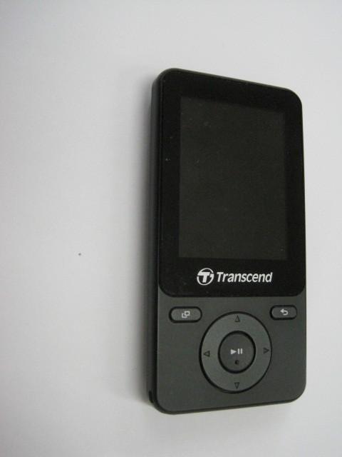 中古品 Transcend MP710  ブラック 本体 8GB_画像3