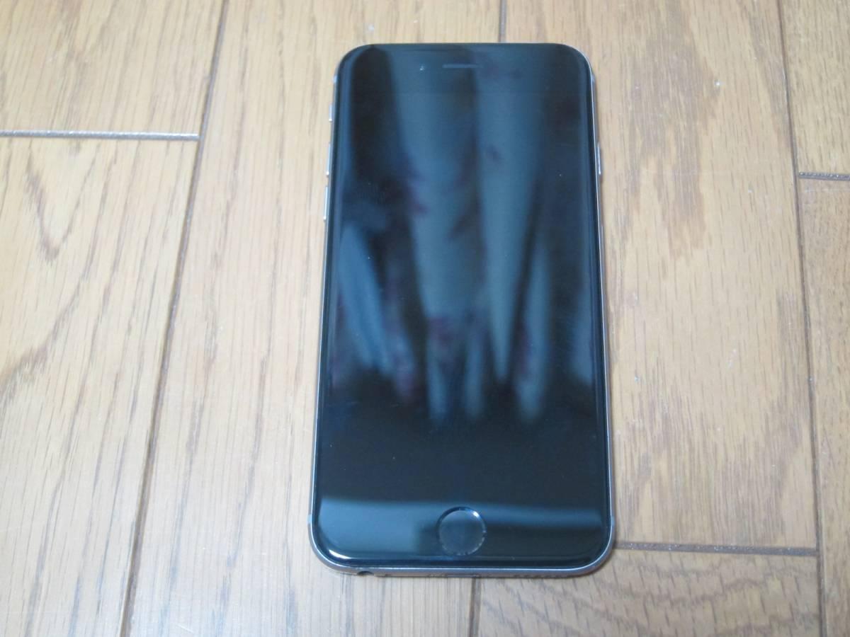 simフリー iPhone6 128GB ジャンク④
