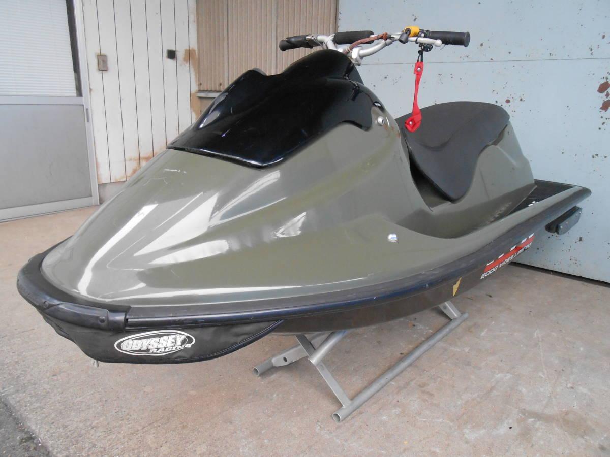 「sea doo シードゥ SPX 軽量ハル 完全なレース艇」の画像1